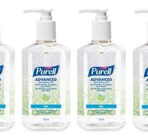 Purell Hand Sanitizer Dispenser 1 Liter
